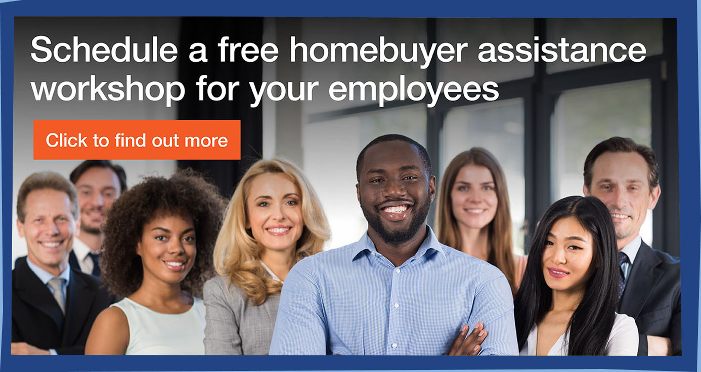 homebuyer assistance workshop banner