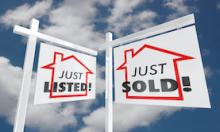 Just Listed, Just Sold Sign
